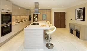 modern porcelain tile kitchen floor pros cons wood and porcelain