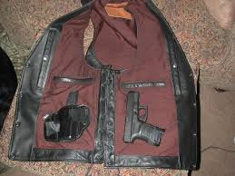 motorcycle jacket vest concealed carry vest ar15 com