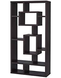 amazon com coaster home furnishings 800265 casual bookcase