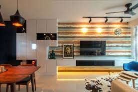 apartment interior decorating cozy apartment in singapore with stylish elements idesignarch