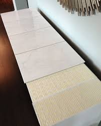 Kitchen Table Top Tiles How To Make A Faux Marble Table Top With No Cuts Thinset Or Grout