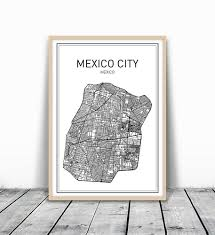 Wall Map Of New York City by New York Map Print New York City Manhattan Print City Map