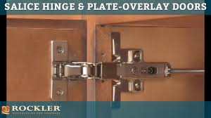 Salice Kitchen Cabinet Hinges Rockler S Salice Hinge And Plate For Overlay Doors