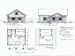 small cottages plans house plans with loft small cabin plans with loft small cabin