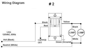 hpm motion sensor wiring diagram wiring 2wire motion sensing light