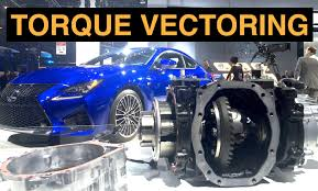 lexus rc f curb weight torque vectoring differential explained youtube
