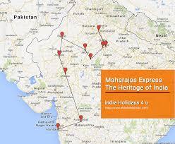 luxury maharajas express train u2013 the heritage of india 9 nts 10
