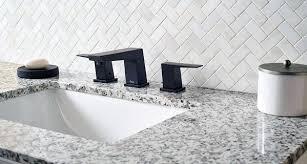bathroom backsplash tile ideas top 70 best bathroom backsplash ideas sink wall designs