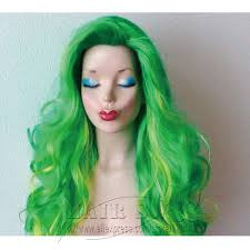Change Hair Color Online Free Curly Green Wig Wig Collections