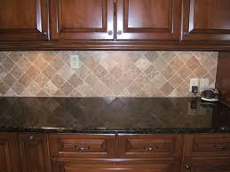 Kitchen Countertops And Backsplash Ideas Backsplash Glass Tile Brown With Brown Cabinets Backsplash Ideas