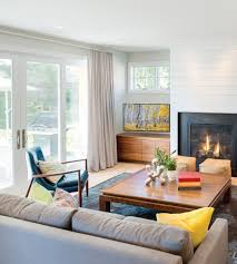 tour an edina home refreshed with color shape and style