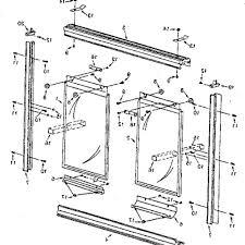 door frame parts shower images in decorating