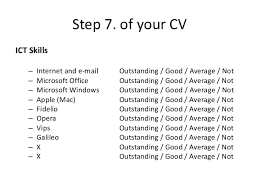 courtesy masters cv example create your effective personal cv
