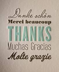 letter press many thanks multilingual letterpress thank you card dolce press