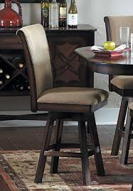 Homelegance Westwood Counter Height Dining Table - Counter height dining table swivel chairs