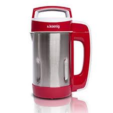 a quoi sert un blender en cuisine h koenig mxc18 blender chauffant amazon fr cuisine maison