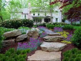 Landscaping Pictures Of Backyards Pictures Of Garden Pathways And Walkways Diy