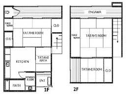 japanese style house plans floor japanese house floor plans