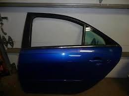 05 10 pontiac g6 arrival blue paint code 815k driver left rear