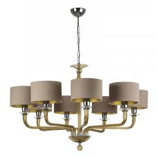Crystal And Gold Chandelier Rl Gold Leaf Crystal Chandelier Grandoluce Gold Chandelier Old