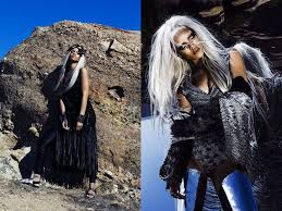 ladies hair pieces for gray hair see rihanna rock grey hair wild pieces for tush magazine s 35th