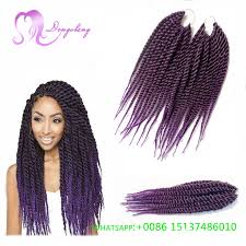 crochet braiding hair for sale hot sale havana mambo ombre twist crochet braids hair style 14 20