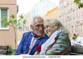 elderly woman clothes elderly confesses his elderly stock photo 430676326