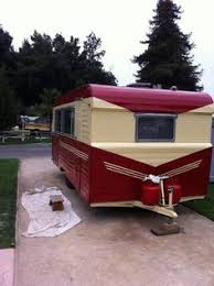 how cute are these campers retro and fully restored it u0027s the