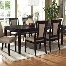 espresso dining table with leaf dining room espresso dining room furniture table bench espresso