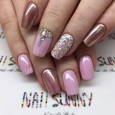 mirror nails the best images bestartnails com