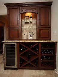 Bar Cabinet With Wine Cooler Kitchen Wine Cabinet Hbe Kitchen
