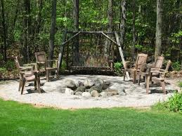 Swing Fire Pit by 97 Best Swings And Fire Pits Images On Pinterest Backyard Ideas