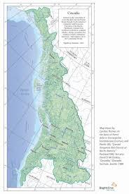 Map Of Alaska Rivers by Cascadia U2013 Land Of Falling Waters U2013 Maps Tree Oathe Fresh
