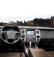 ford expedition king ranch 2017 ford expedition suv features ford com