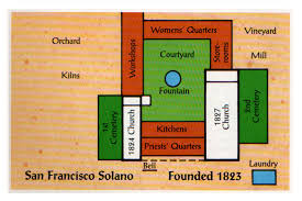mission floor plans floorplan san francisco solano 4th grade mission project