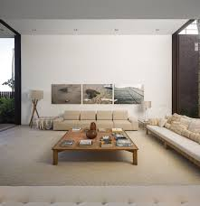 contemporary home with cool interior design ideas in living room