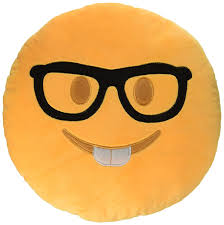 amazon com emoji pillow emoticon stuffed plush toy doll