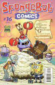 spongebob comics 16 issue