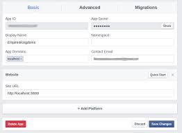 ruby on rails error while login with facebook and oauth in ror