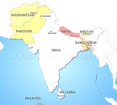 map of countries of asia south asia maps pleasing asian countries map justeastofwest me