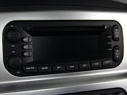 2005 Dodge Ram Navigation Radio 2005 Dodge Ram Srt 10