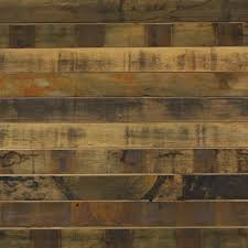 an abundance of good with reclaimed pine and oak