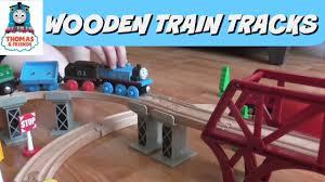 Imaginarium Train Set With Table 55 Piece Thomas U0026 Friends Wooden Train Tracks Set Thomas The Tank Engine