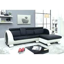 canapé noir et blanc conforama canape canape noir et blanc canape panama noir et blanc but