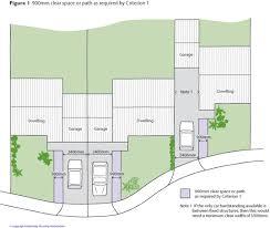 1 car parking width lifetime homes 16 design criteria up to 5