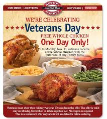 restaurant discounts veterans day restaurant discounts freebies