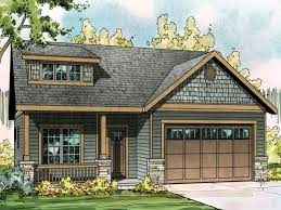 craftsman style garage plans inspirational 1 small craftsman style cottage house plans free 2 car