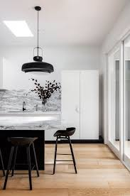 Contemporary Kitchen Best 25 Black Kitchens Ideas Only On Pinterest Dark Kitchens