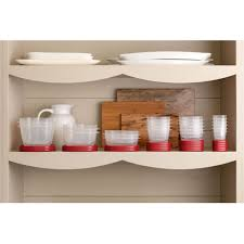rubbermaid easy find lids food storage container 40 piece set