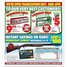 bass pro shops black friday 2016 ad